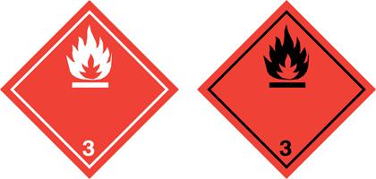 Señalización riesgo quimico